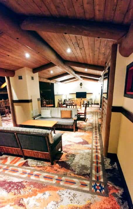 Wilderness Lodge Old Faithful Club