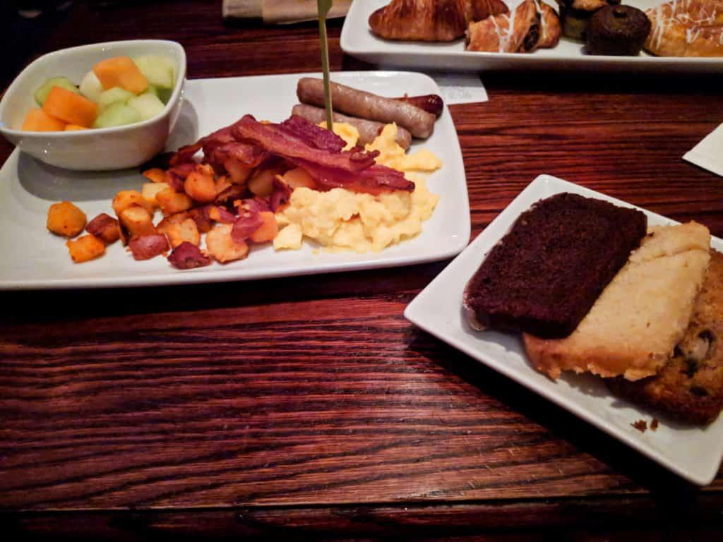 Be Our Guest breakfast -  Feast a la Gaston