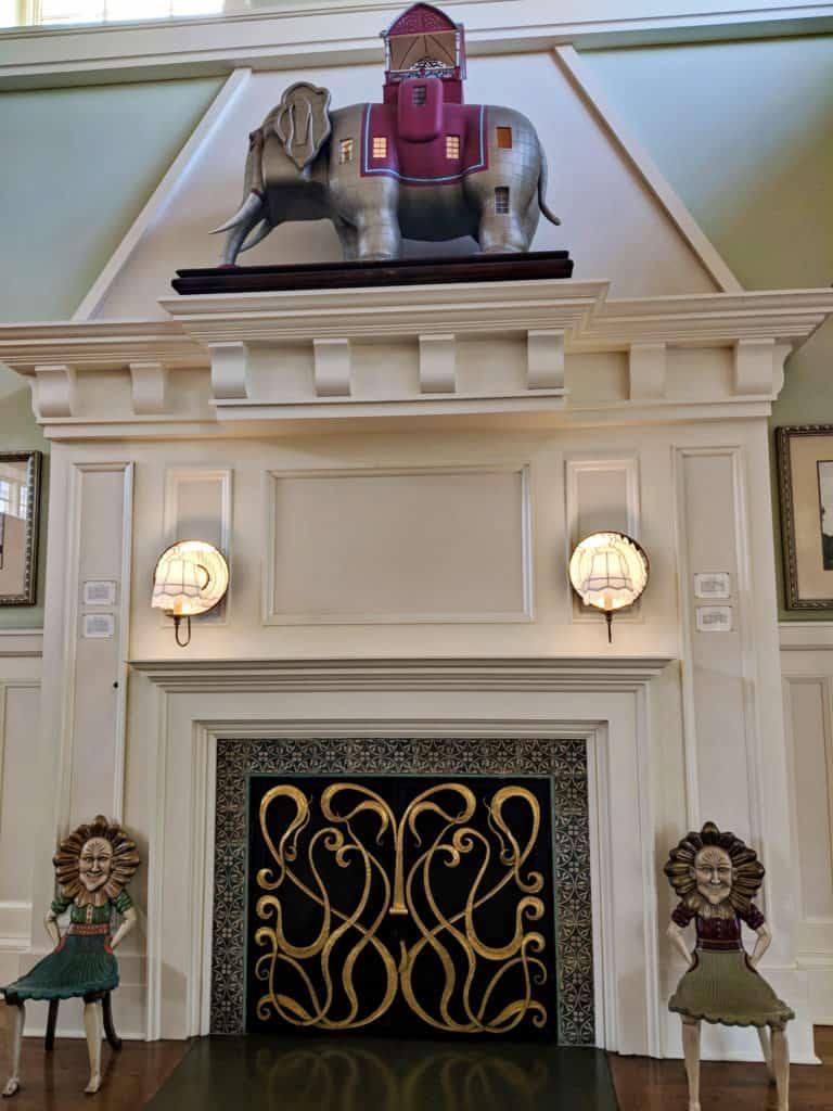 Disney's Boardwalk Villas Lobby
