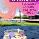 Gluten free Flower and Garden Festival pin