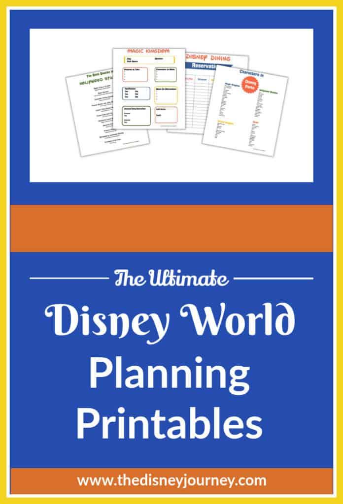 photo regarding You're Going to Disney World Printable identify Disney Designing Printables - The Disney Excursion