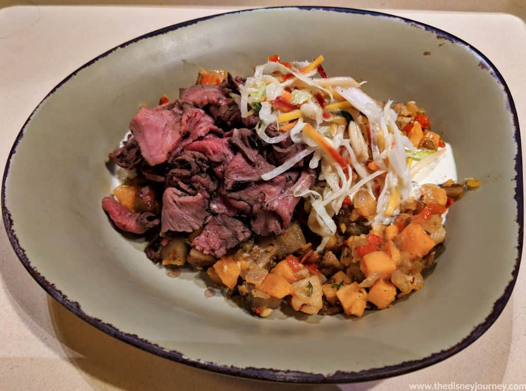 Satu'li Canteen Slow Roasted Sliced Grilled Beef Bowl