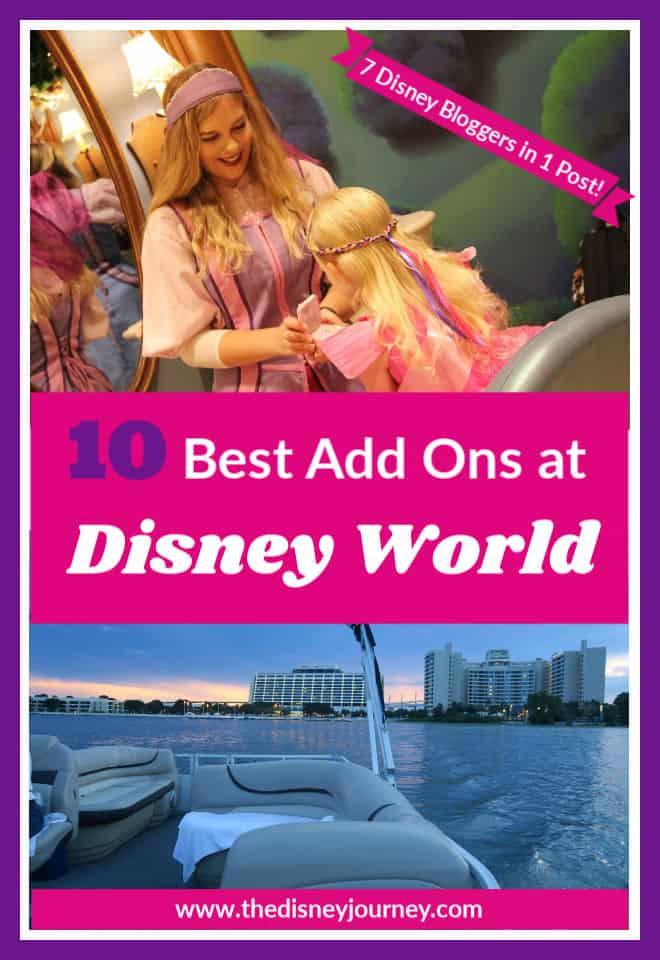 Best Disney Add ons