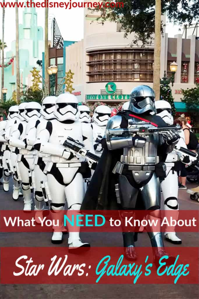 Complete guide to Star Wars Galaxy's Edge at Disney World Pin