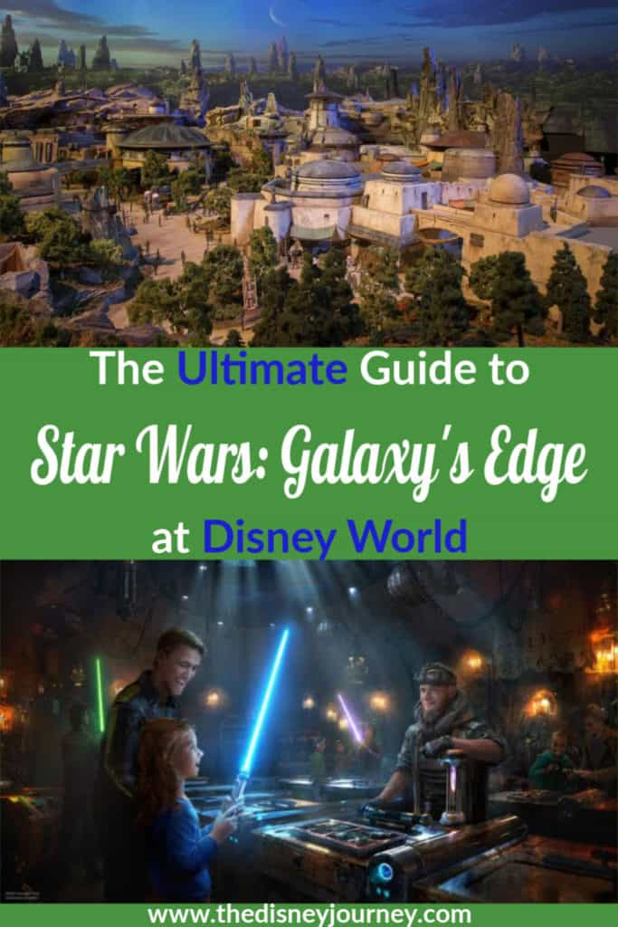 Ultimate guide to Star Wars: Galaxy's Edge at Disney World Pin