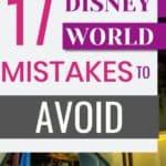 Disney mistakes pin