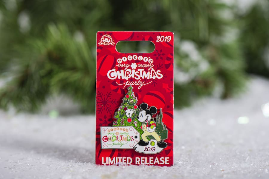 Mickey's Very Merry Christmas Party 2019 Merchandise