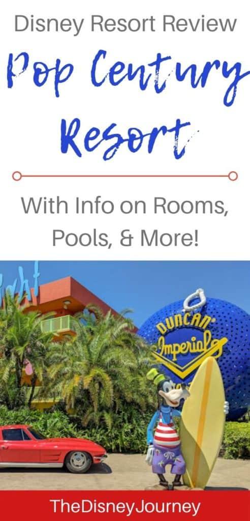pop century resort pin
