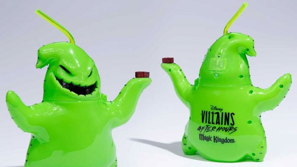 Disney Villains After Hours merchandise