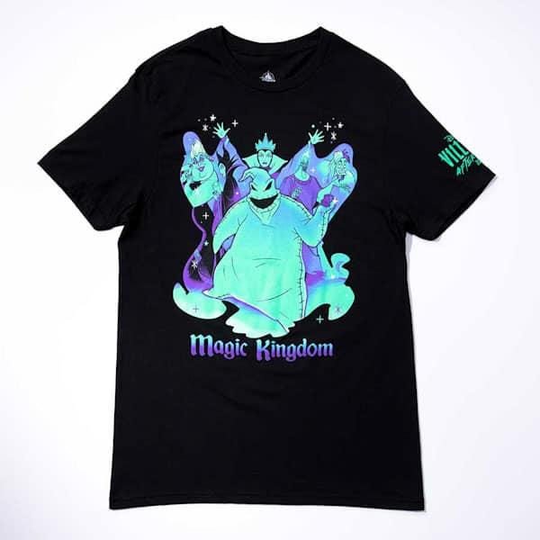 Disney Villain's After Hours merchandise
