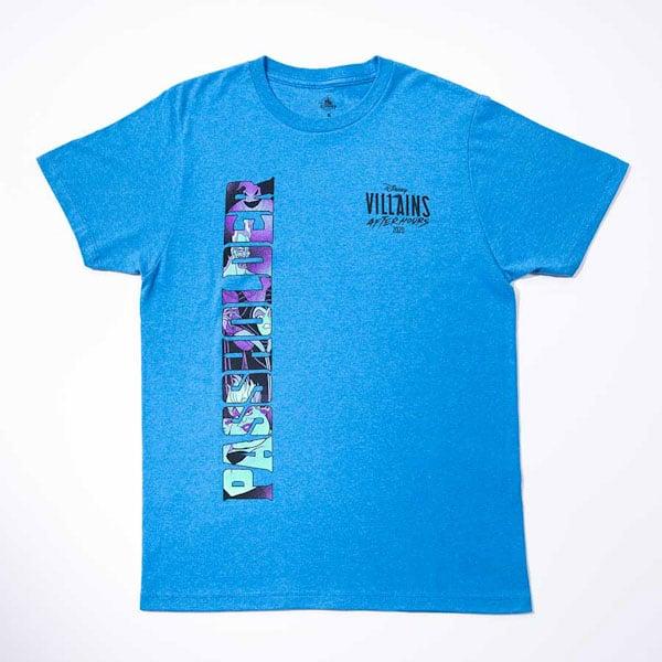 Disney Villain's After Hours Passholder t-shirt