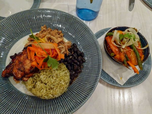 Taste of the Caribbean at Sebastian's Bistro