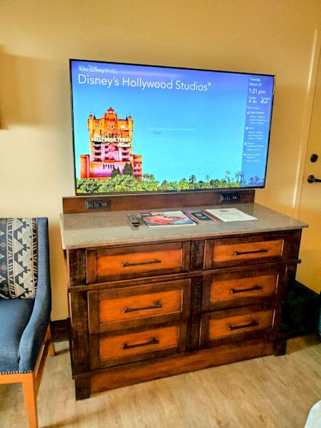 Wilderness Lode renovated room image
