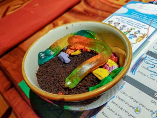 Pumbaa's Dessert Grub at Sanaa