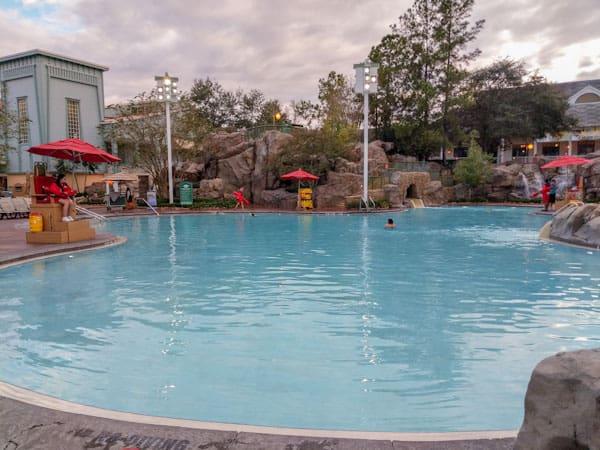 High Rock Springs Pools at Saratoga Springs Resort