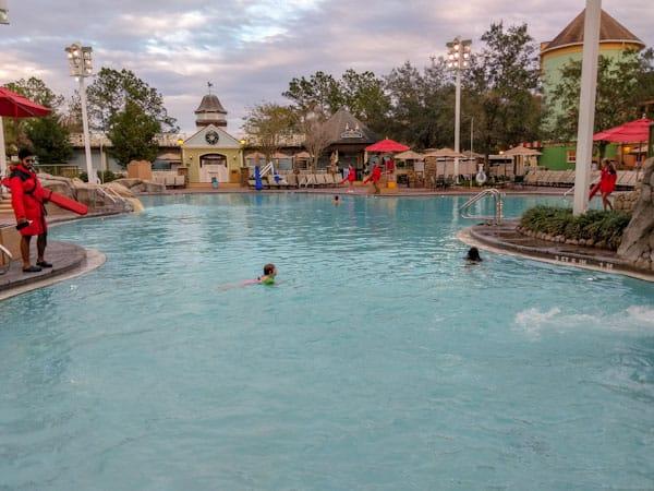 Saratoga Springs Resort - High Rock Springs Pool