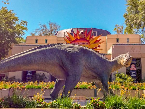 Dinosaur entrance at Animal Kingdom