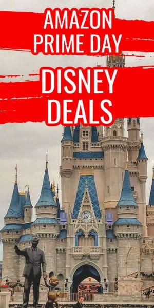 Amazon Prime Day Disney Deals pin image