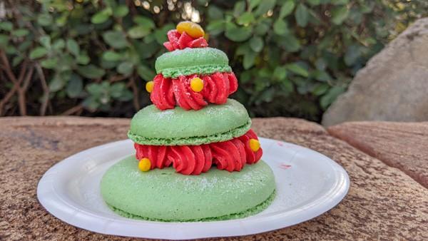 Belle's Enchanted Christmas Tree - Magic Kingdom Holiday Treats