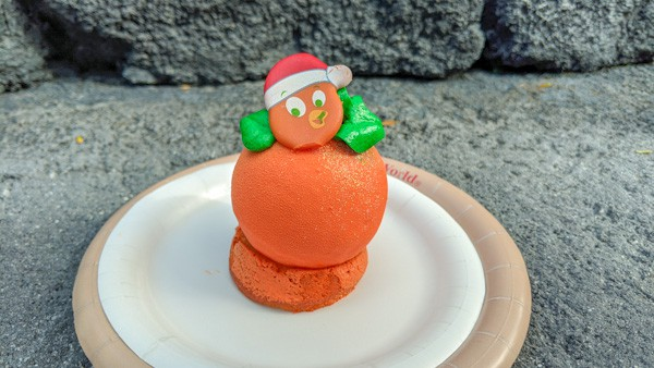 An Orange Bird Christmas - Magic Kingdom Holiday Treats