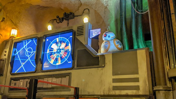 Rise of the resistance image BB8