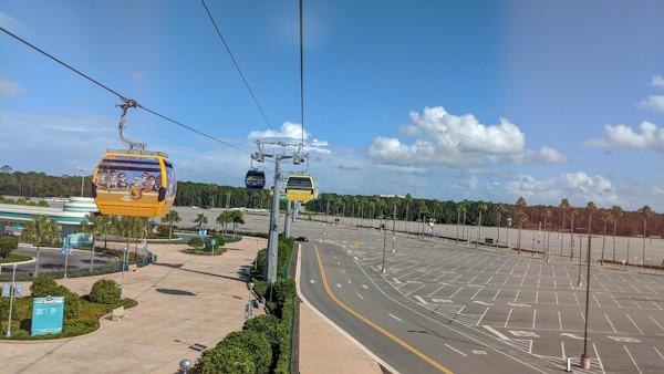 Disney's Skyliner Gondolas