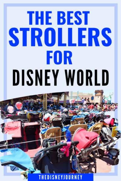 Best stroller for Disney pin image