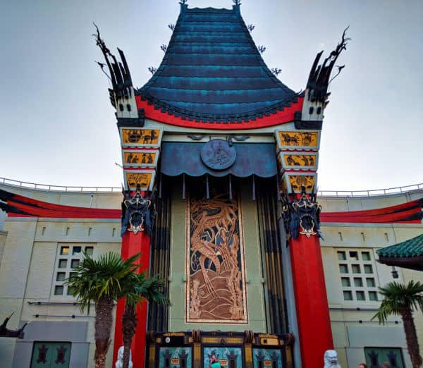 Chinese theater at Hollywood Studios Orlando