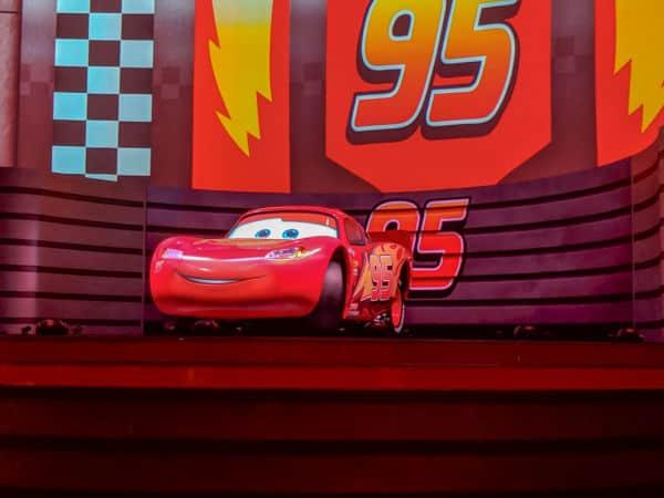 Lightening McQueen Racing Academy