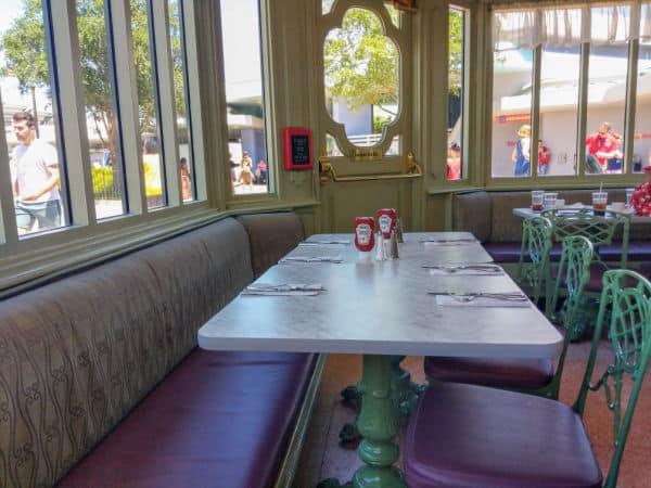 Solarium in The Plaza Restaurant Disney