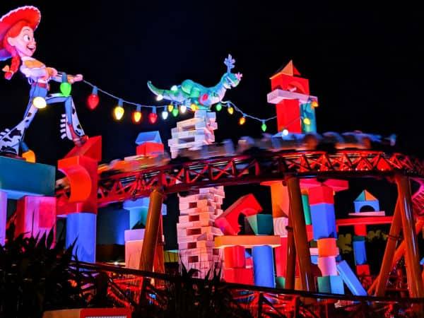 Slinky Dog Dash, Toy Story Land, Hollywood Studios Orlando