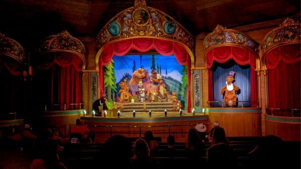 Country Bear Jamboree at Disney's Magic Kingdom