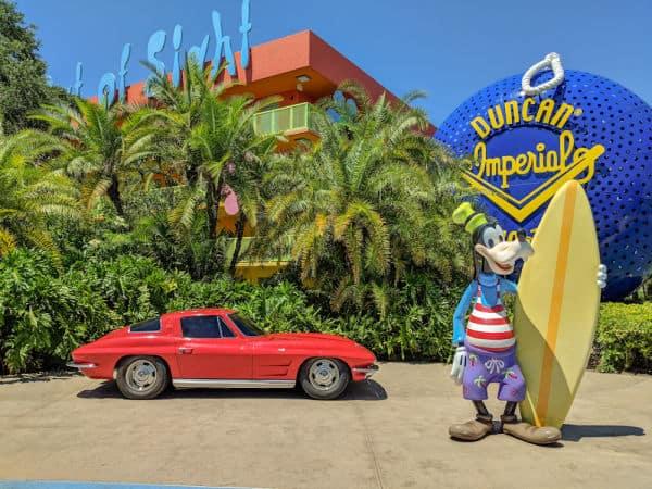 Pop Century Resort at Disney World