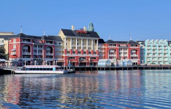 Boardwalk Inn and Villas on Crescent Lake