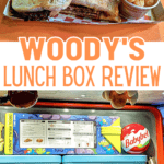 Woody's Lunchbox pin image
