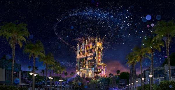Hollywood Studios Beacons of Magic artist rendering