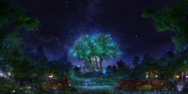 Tree of Life Beacons of Magic artistic rendering