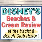 Beaches and Cream pin image