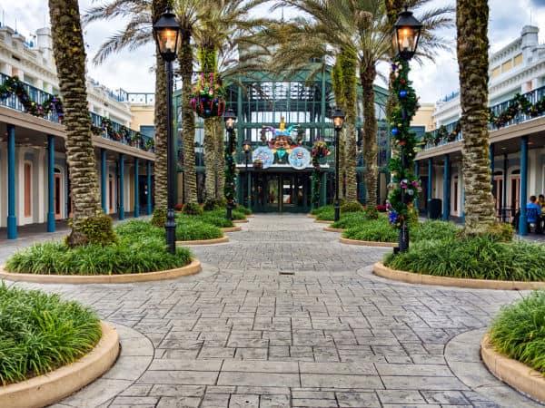 Port Orleans Resort French Quarter - Disney World on site hotel