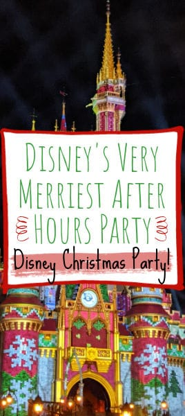 Disney Very Merriest After Hours pin image